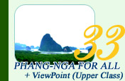 Phang Nga Bay For All Upper Class