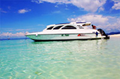 PP Bamboo Island by Speed Boat