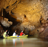 Pungchang Cave and Rafting Trip
