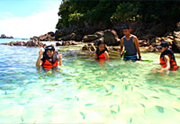 Private Speed Boat to Khai Island : JC Tour
